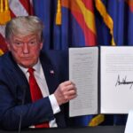 El presidente Trump ha firmado otra orden ejecutiva, suspendiendo la entrada a los E.E.U.U. mediante visas de no inmigrantes...