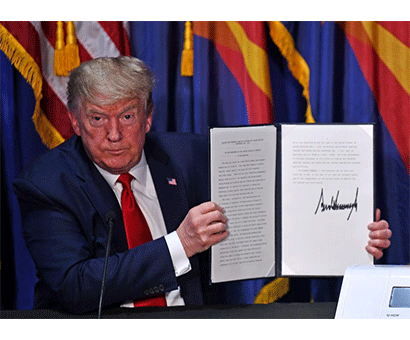 President Trump signed another executive order